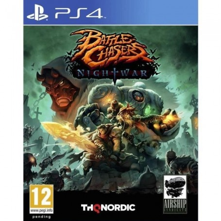 BattleChasers. Nightwar (PS4)