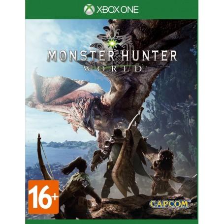 Monster Hunter. World (Xbox One)