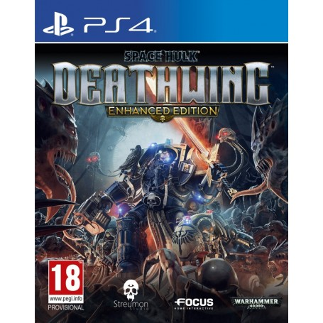 Space Hulk Deathwing. Enhanced Edition (PS4)