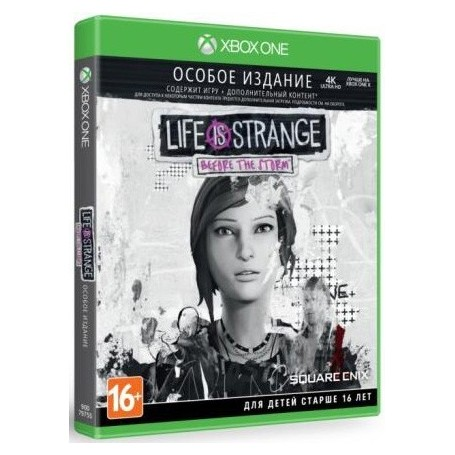 Life is Strange. Before the Storm (Xbox One)