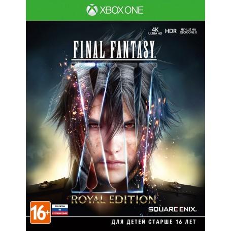 Final Fantasy XV. Royal Edition (Xbox One)