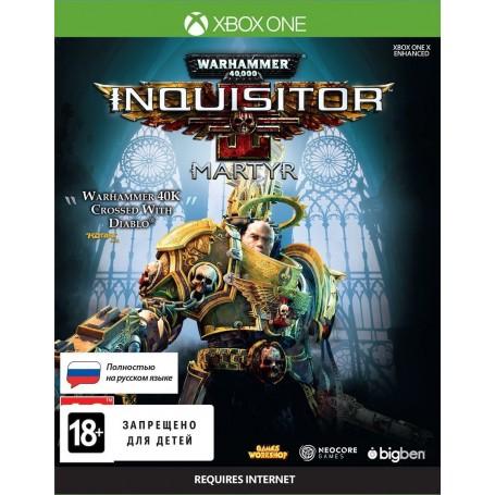 Warhammer 40,000 Inquisitor - Martyr (Xbox One)