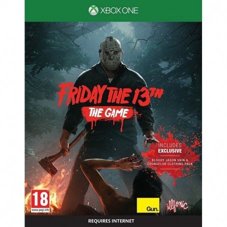 Friday The 13th. The Game (Xbox One)