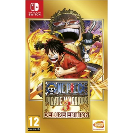 One Piece Pirate Warriors 3. Deluxe Edition (Switch)