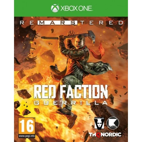 Red Faction Guerrilla Re-Mars-tered (Xbox One)