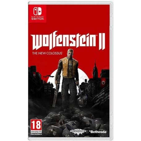 Wolfenstein 2. The New Colossus (Switch)