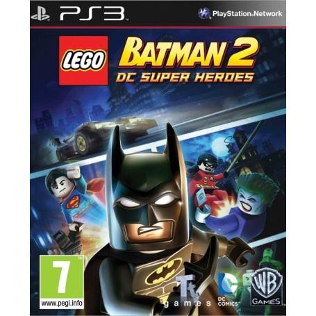 LEGO Batman 2. DC Super Heroes (PS3)