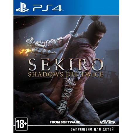 Sekiro. Shadows Die Twice (PS4)
