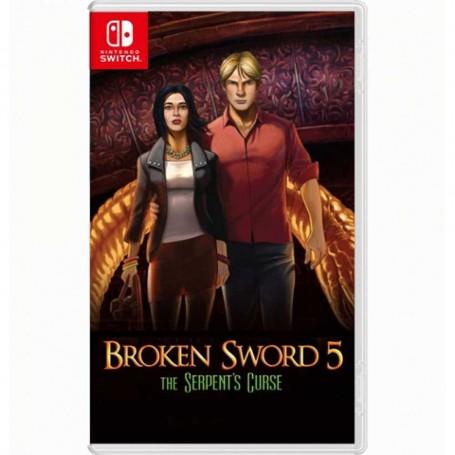 Broken Sword 5. The Serpent's Curse (Switch)