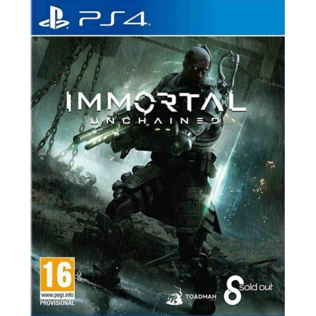 Immortal. Unchained (PS4)