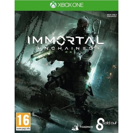 Immortal. Unchained (Xbox One)