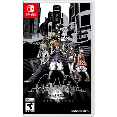 The World Ends With You -Final Remix- (Switch)