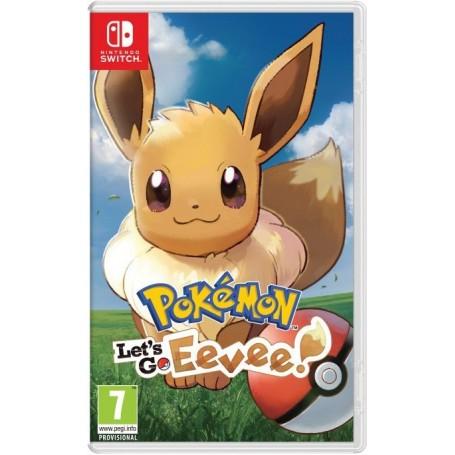 Pokemon. Let's Go, Eevee! (Switch)