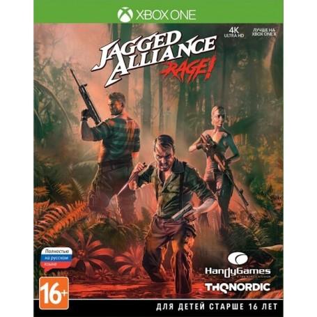 Jagged Alliance. Rage! (Xbox One)