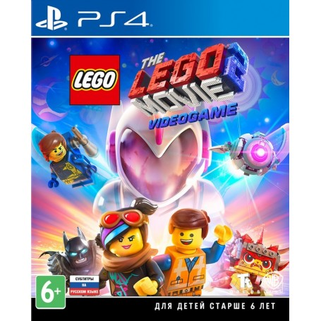 LEGO Movie 2 Videogame (PS4)