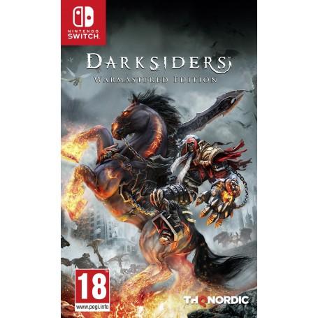 Darksiders Warmastered Edition (Switch)