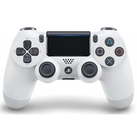 Геймпад DualShock®4 White V2