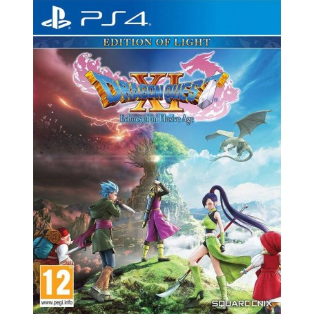 Dragon Quest XI. Echoes of an Elusive Age (PS4)