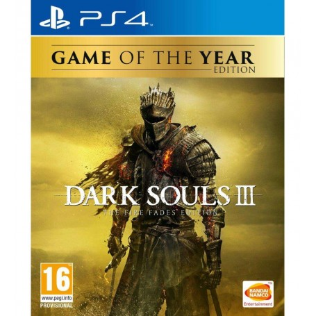 Dark Souls 3. The Fire Fades Edition (PS4)
