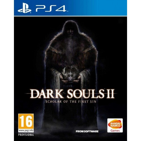 Dark Souls II. Scholar of The First Sin (PS4)