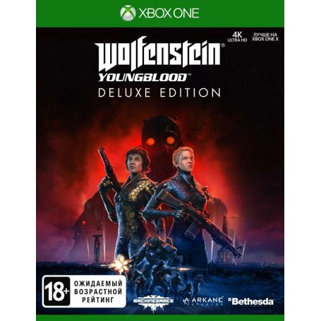 Wolfenstein Youngblood. Deluxe Edition (Xbox One)
