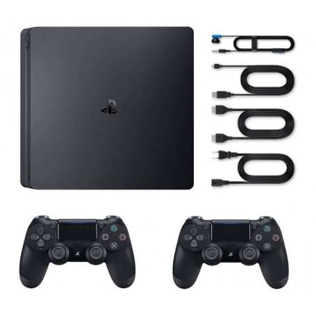 Sony PS4 Slim 500GB + DualShock 4