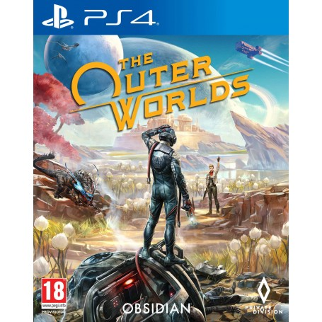 The Outer Worlds (PS4)