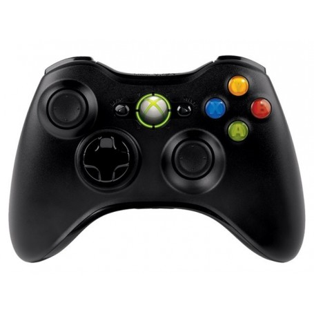 Беспроводной геймпад Xbox 360 Black