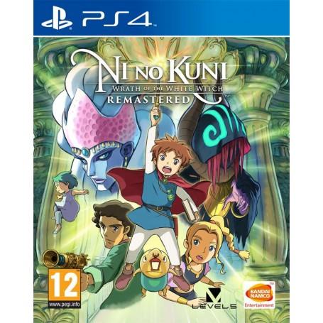 Ni noKuni: ГневБелойведьмы–Remastered (PS4)