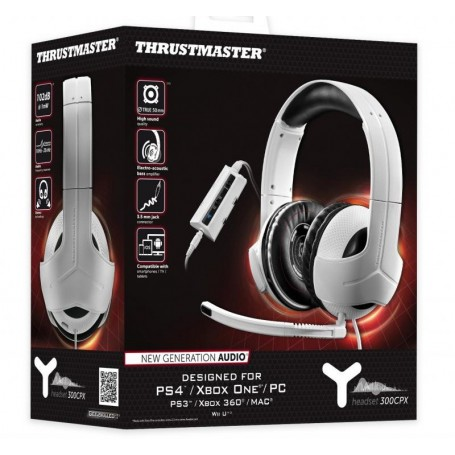 Гарнитура Thrustmaster Y300CPX