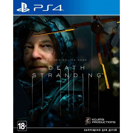 Death Stranding (PS4) + Бонус