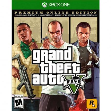 Grand Theft Auto V. Premium Edition (Xbox One)