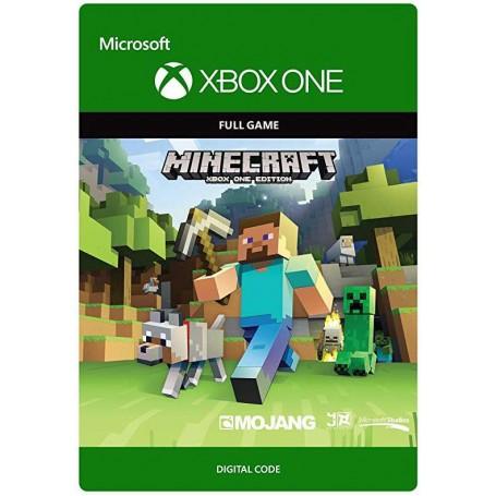 Код загрузки Minecraft (Xbox One)