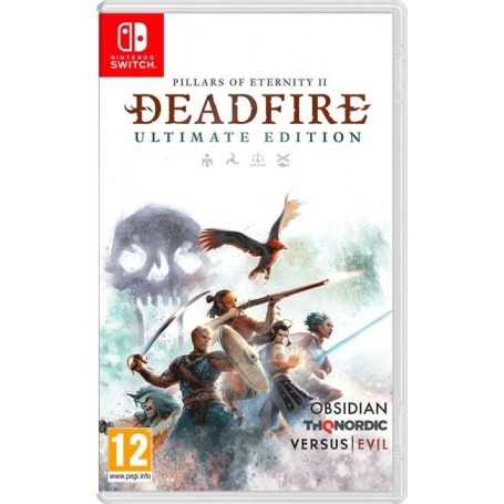 Pillars of Eternity II: Deadfire - Ultimate Edition (Switch)