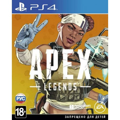 Apex Legends. Lifeline Edition (PS4)