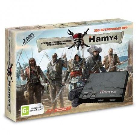 Hamy 4 (8/16 Bit) + 350 игр