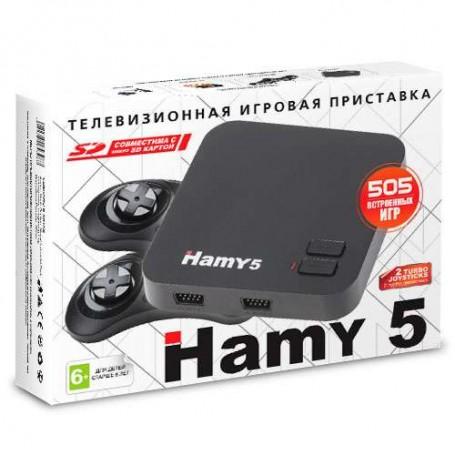Hamy 5 (8/16 Bit) + 505 игр