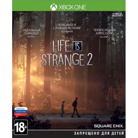 Life is Strange 2 (Xbox One)