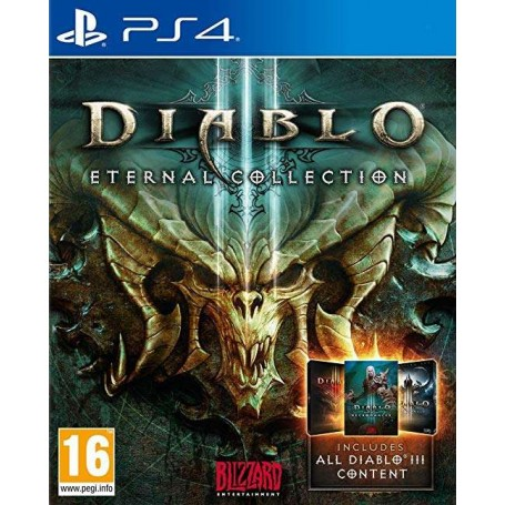 Diablo 3. Eternal Collection (PS4)