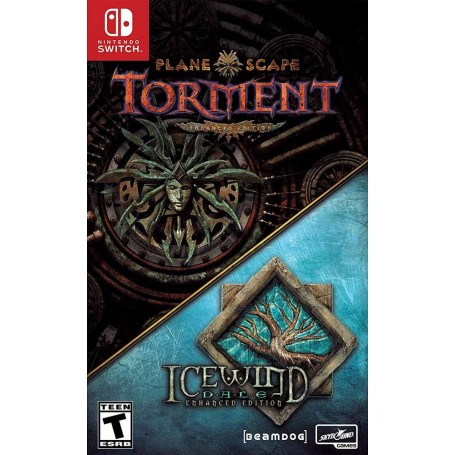 Icewind Dale & Planescape Torment: Enhanced Edition (Switch)