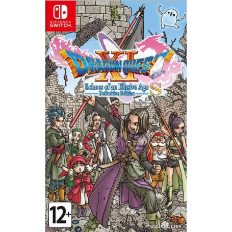 Dragon Quest XI S: Echoes of an Elusive Age – Definitive Edition (Switch)