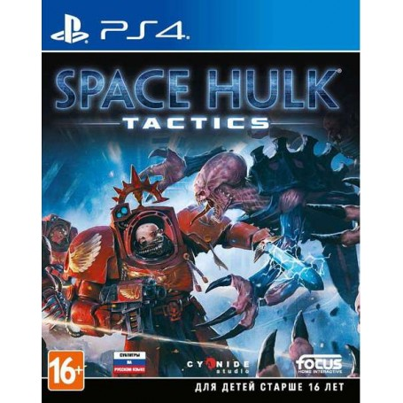 Space Hulk Tactics (PS4)