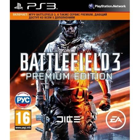 Battlefield 3. Premium Edition (PS3)