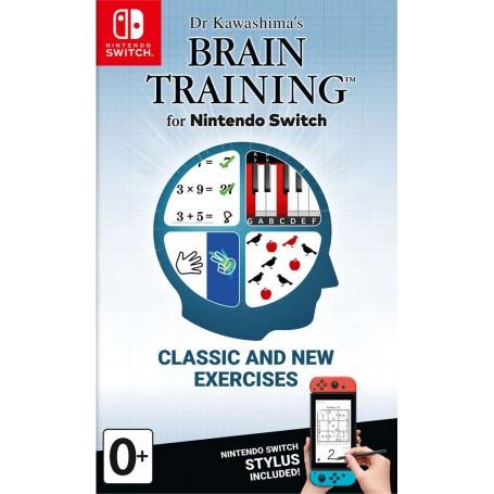 Dr Kawashima's Brain Training (Switch)
