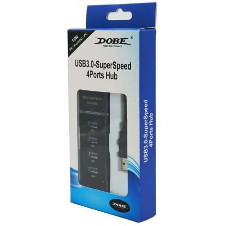 USB HUB 3.0 4-Port Super Speed