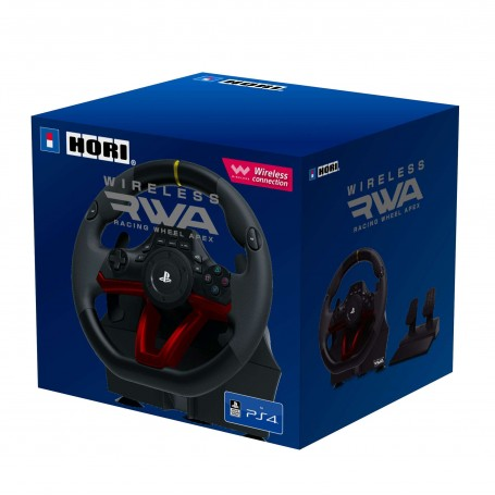 Руль Hori Racing Wheel Apex Bluetooth (PS4/PC)