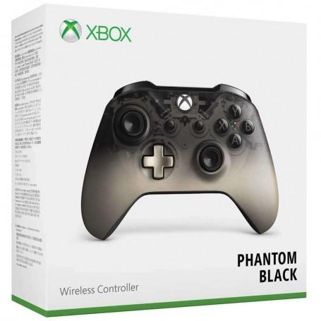 Геймпад Xbox One S Phantom Black
