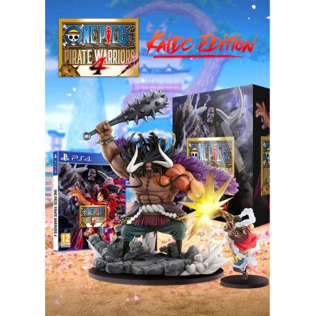 One Piece Pirate Warriors 4. Kaido Edition (PS4)