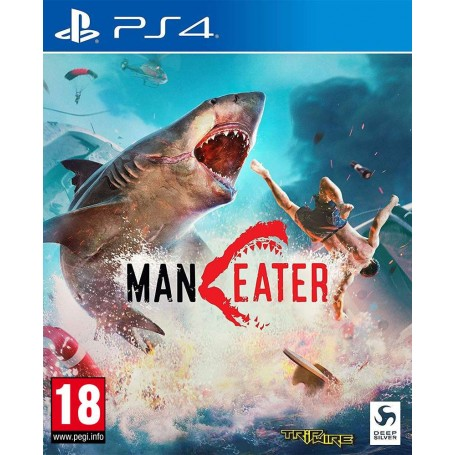 Maneater. Day One Edition (PS4)