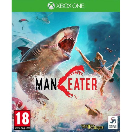 Maneater. Day One Edition (Xbox One)